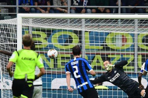 Hasil Liga Italia, Inter Vs Atalanta Seri adalah Skor yang Tepat