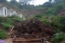 Kajian Unpad Soal Penyebab Longsor di Sumedang: Wilayah Bekas Tambang Batu, Diurug Jadi Perumahan