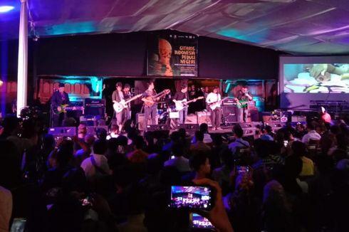 Six String Buka Penampilan Konser Gitaris Indonesia Peduli Negeri