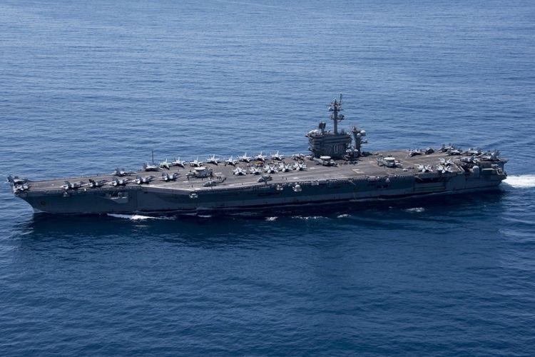 Kapal induk AS, USS Carl Vinson