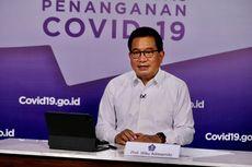 Kasus Covid-19 Tak Terkendali, Satgas Ingatkan Pemda Tegas Beri Sanksi Pelanggar Protokol Kesehatan