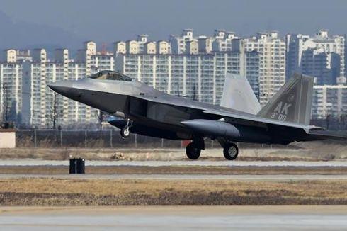 Mengenal Pesawat Tempur F-22 Raptor,