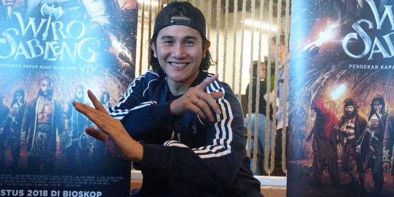 Vino G. Bastian, pemeran Wiro Sableng.