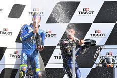Joan Mir Berpeluang Raih Juara Dunia MotoGP 2020, Vinales Akui Kehebatan Suzuki