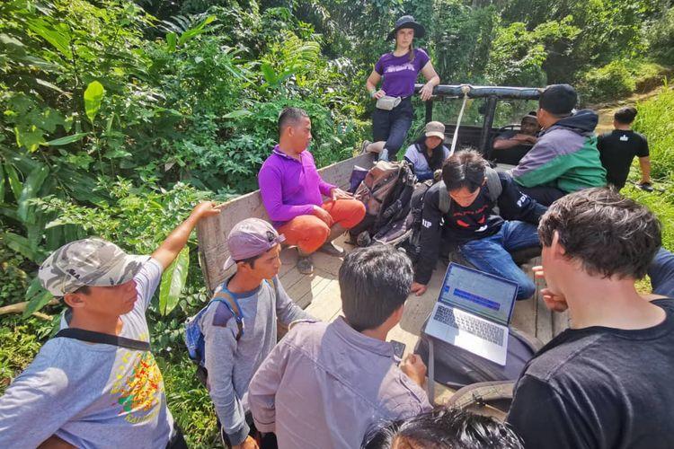 Warsi, Rainforest Connection dan Huawei berkolaborasi untuk menyelamatkan hutan yang tersisa di Sumatera Barat.