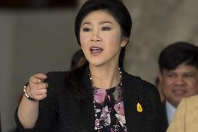 PM Thailand, Yingluck Shinwatra.