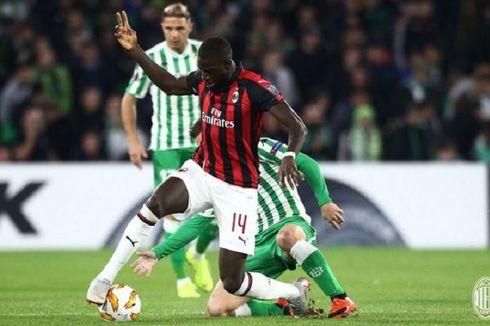 Bursa Transfer, Bakayoko Rela Dibayar Murah demi Kembali ke AC Milan
