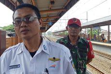 Dilalui Kereta Bandara, Pelintasan KA di Taman Kota Masih Gunakan Palang Pintu Seadanya