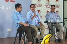BPN Prabowo-Sandiaga Minta Relawan Gelar Nonton Bareng Debat Capres