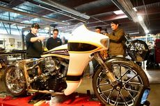 Builder Indonesia Serap Ilmu di Arlen Ness Motorcycles