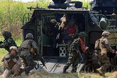Ketika Marinir TNI AL dan Marinir AS Gelar Latihan Perang Bersama