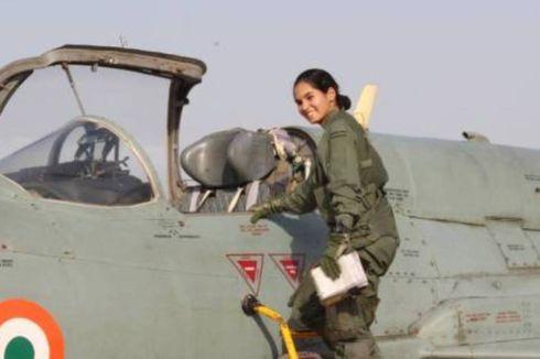 Inilah Perempuan Pertama India yang Terbangkan Jet Tempur