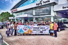 Komunitas Innova Kumpul di Kopdar Akbar Sumatera 2018