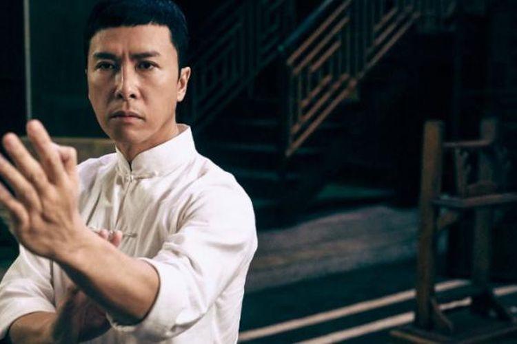 Donnie Yen beraksi dalam IP Man 3