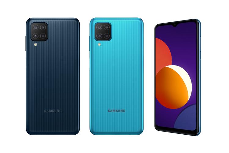 Samsung Galaxy M12.