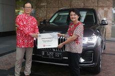 BMW Indonesia Donasikan Ribuan Paket Sanitasi Anak