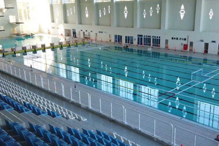 Aquatic Arena PON Papua.
