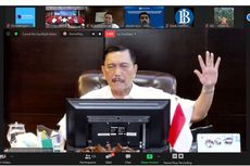 Luhut Kenang Saat Diperintah BJ Habibir menjadi Duta Besar RI untuk Singapura