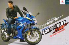 Suzuki Tantang R15 dan CBR150R dengan Aura MotoGP