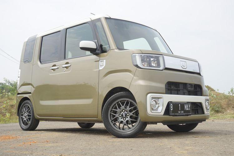 Jajal Kei Car asli Jepang, Daihatsu Wake