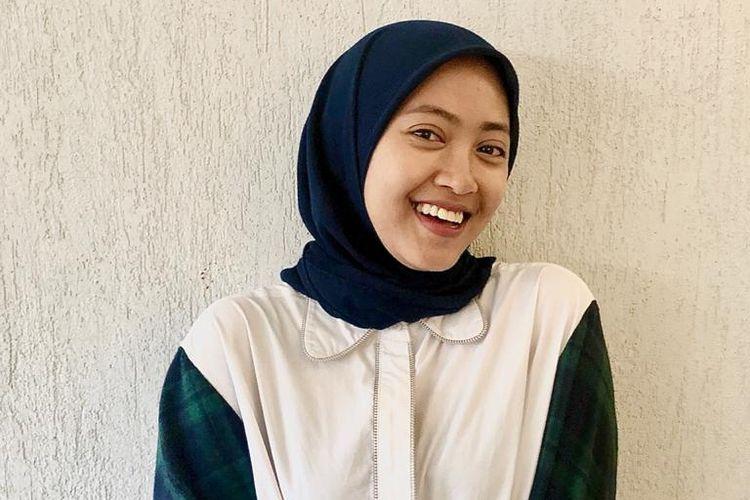 Fitriyani Rahmah pemilik Serasa Salad Bar.