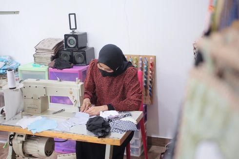 Lawan Corona, Istri Wali Kota Bogor Inisiasi Gerakan Sejuta Masker Kain