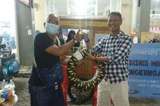 Komunitas Motor LA 32 Riders Picu Semangat UMKM buat Anggota