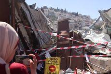 Pasukan Israel Mulai Bongkar Bangunan Warga Palestina di Lingkungan Yerusalem Timur