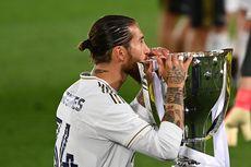 Sergio Ramos Diyakini Sanggup Main Sepak Bola hingga Usia 40 Tahun