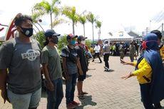 Tak Pakai Masker di Luar Rumah, Belasan Warga Trenggalek Kena Denda Rp 50.000