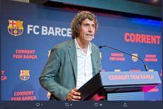 Resmi, Jaume Carreter Menjadi Anggota Dewan Direksi Baru Barcelona