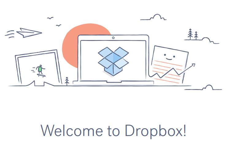 Ikon Dropbox