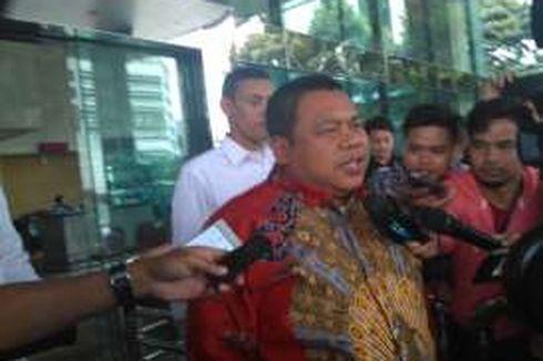 Anggota Komisi V DPR Fathan Subchi Mengaku Tidak Kenal So Kok Seng