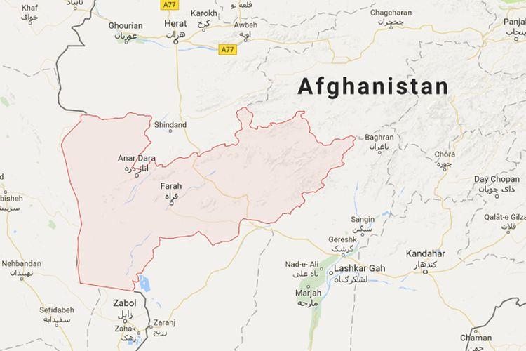 Farah, Afganistan