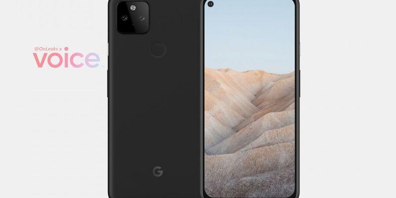Cari Tahu, Google Pixel 5a Meluncur 11 Juni?