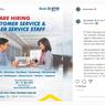 BTN Buka Lowongan untuk Customer Service dan Teller, Simak Informasinya...