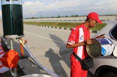 Pasokan BBM di Jalur Utama Arus Balik Mudik Diprioritaskan