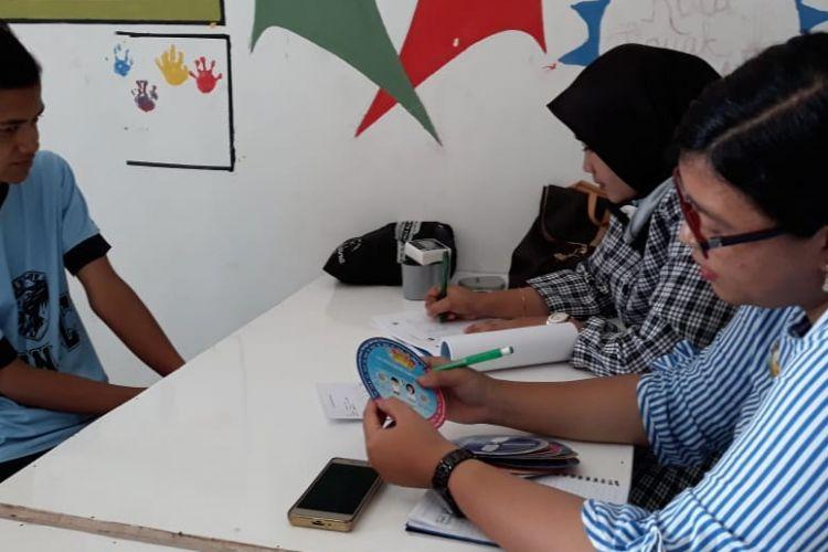 Program Pendidikan Vokasi Universitas Indonesia (UI) menggagas Posyandu Remaja pertama di Kota Tangerang Selatan.