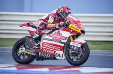Pebalap Federal Oil Gresini Moto2 Optimistis di GP San Marino