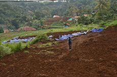 Proyek Kereta Cepat Dituding Penyebab Lubang Sedalam 15 Meter di Bandung