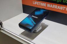 Energizer Rilis Ponsel Baterai 18.000 mAh, Desain Lipat, dan Dukung 5G