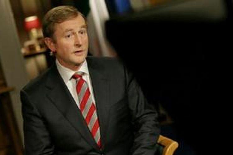Kenny mengatakan kredibilitas Irlandia telah dipulihkan