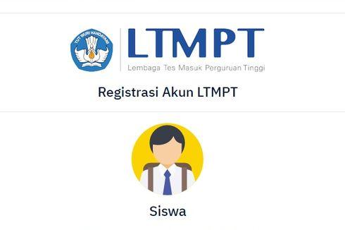 Pendaftaran LTMPT untuk UTBK-SBMPTN Ditutup Sore Ini Pukul 15.00 WIB