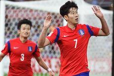 Dua Gol Heung-Min Son Bawa Korsel ke Semifinal Piala Asia
