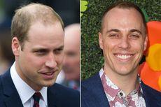 Totalitas Aktor Jordan Whalen Saat Memerankan Pangeran William