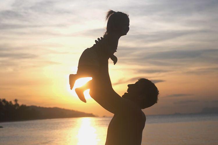Peran Penting Ayah dalam Kehidupan Seorang Anak Halaman all - Kompas.com