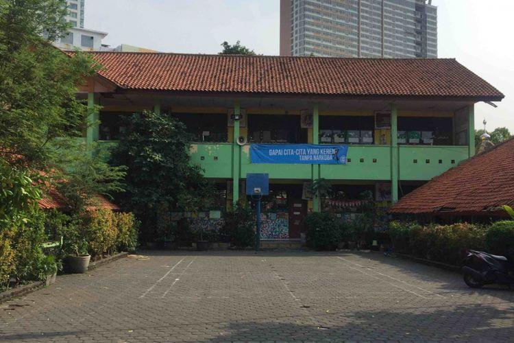 Siswa Sdn 15 Tangerang Menanti Gedung Layak Tanpa Kepastian
