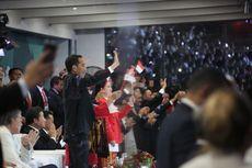 Bagaimana Persepsi Publik terhadap Jokowi Pasca-Asian Games? Ini Hasil Survei LSI