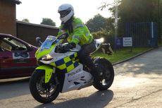 Kenapa Polisi Tidak Pakai Motor Sport Full Fairing?