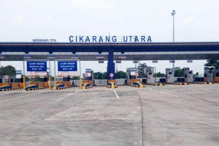 Selasa (28/8/2018) dini hari pukul 00:00 WIB, Gerbang Tol Cikarang Utara, Kabupaten Bekasi, Jawa Barat, akan mulai beroperasi.